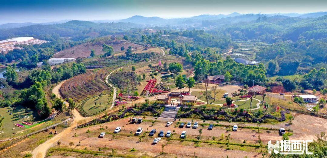 耗资8.4亿元!揭西新增一个4A级的乡村农业休闲综合体!